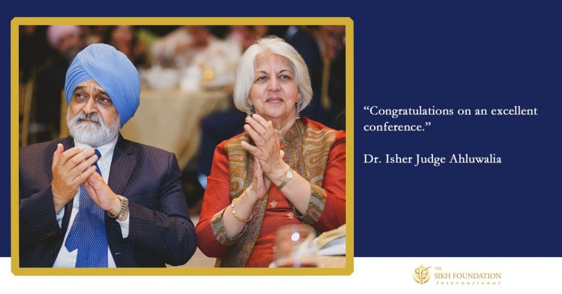 Quotes and Felicitations for the 50th Anniversary celebrations of the Sikh Foundation