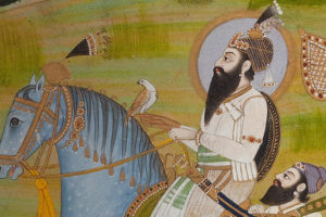 Saints and kings - arts, culture, and legacy of the sikhs
