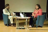 Dr. N.S Kapany & Gurinder Chadha