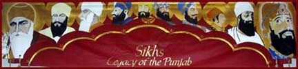Sikhs: The Legacy of the Punjab