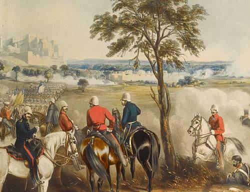Sikh Wars - The Battle of Goojerat