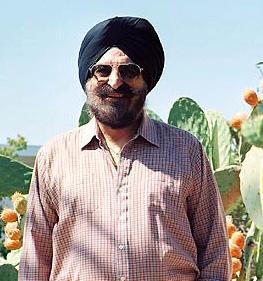 Dr Narinder Kapany today. Photograph: Palashranjan Bhaumick/Business India