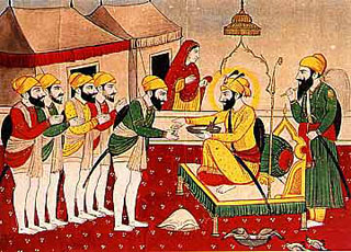 "Baptism ""Guru Gobind Singh"""
