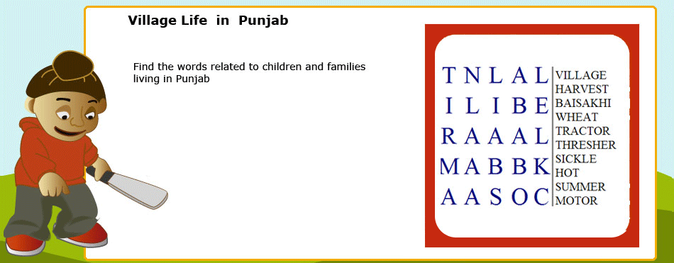 village-life-punjab-wordfind