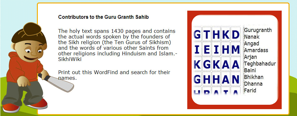 wordfind-contributors-to-the-guru-granth-sahib