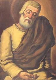 Guru Nanak painting by Jaswant Singh