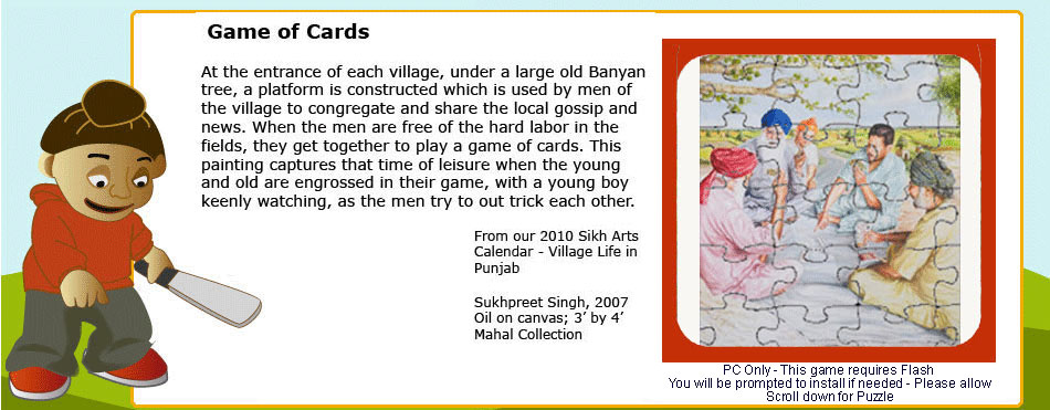 Village-Life-Punjab-Game-of-Cards