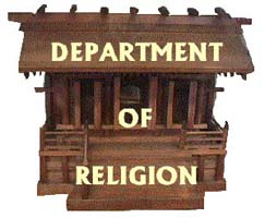 Department of Religion