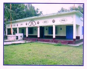 Gurudwara Mataji at Chaparmukh village near Guwahati, Assam