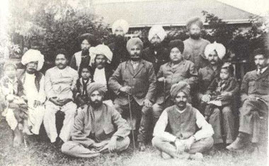 Asian Pioneers East Africa (Sikh)