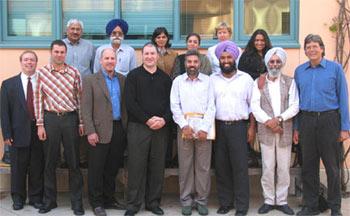 Western Sikh Scholars