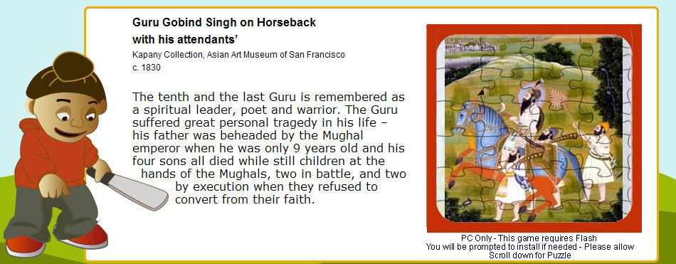 puzz-Guru_Gobin_Singh-horseback