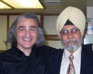 Pashaura Singh and I