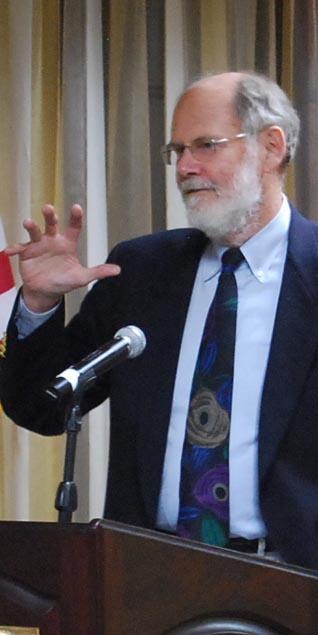 Prof. Gerald Barrier