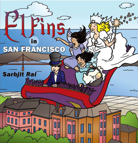 Elfins in San Francisco book cover