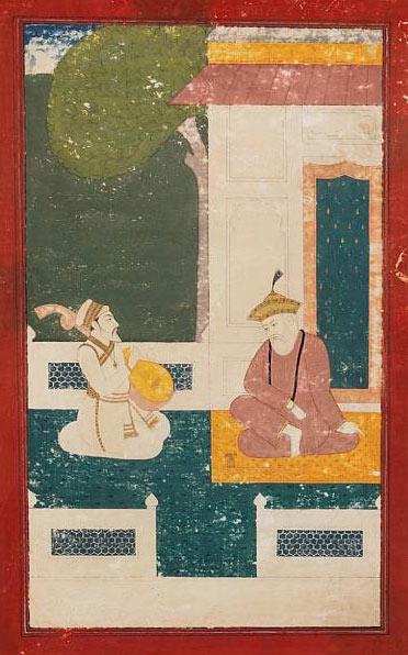 The Sikh Guru Nanak