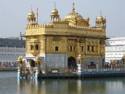 The Golden Temple -  Click image to view a photo essay about the temple