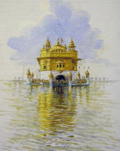 Golden Temple Kapany Collection
