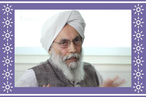 Professor Gurinder Mann