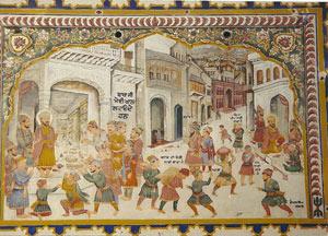 Sacha Sauda 25 inches length 20 inches height Baba atal Amritsar.