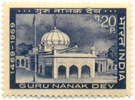 A Sikh Stamp that was Cancelled – by Rupinder Kaur
