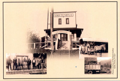 Khalsa Diwan Society Gur Sikh Temple – Abbotsford, BC in 1911