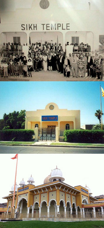 Thereafter, additional gurdwaras began to be built throughout the United States, including the second gurdwara acquired in California at El Centro in 1948.