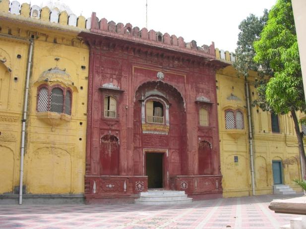 Figure 1 & Carved Doors of the Gateway to Maharaja Ranjit Singh\u0027s Samadhi by Dr ...