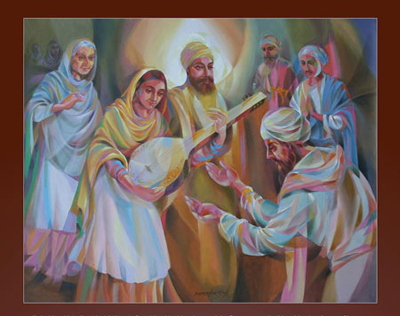 Sikh Foundation The Great Sikh Women  2012 Sikh Arts Calendar