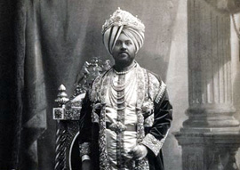 Maharaja Jagatjit Singh of Kapurthala Bourne and Shepherd Calcutta