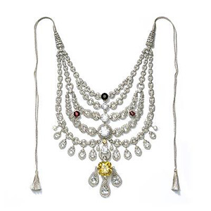 Necklace, Cartier Paris, Created for Sir Bhupinder Singh
