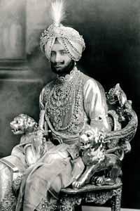Maharaja Yadavendra Singh of Patiala