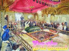 Inside a Gurudwara