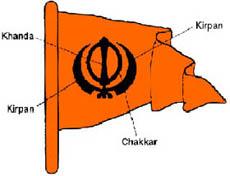 "The Sikh Symbol ""The Kanda"""
