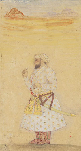 Sikh Art Watch - GURU TEG BAHADUR, THE NINTH SIKH GURU