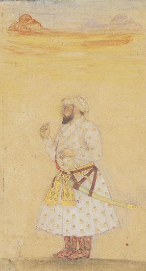 Sikh Art Watch - GURU TEG BAHADUR, THE NINTH SIKH GURU
