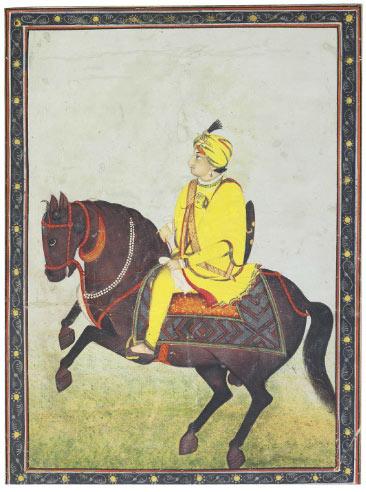 Sikh Art Watch - MAHARAJA DALIP SINGH