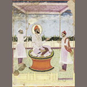 Sikh Art Watch - Maharajah Karam Singh of Patiala