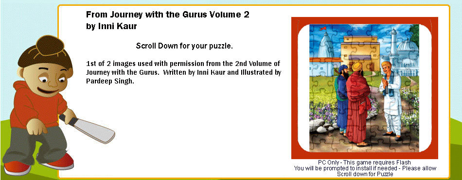 Puzzles--Journey-with-the-Gurus-Volume-2-1