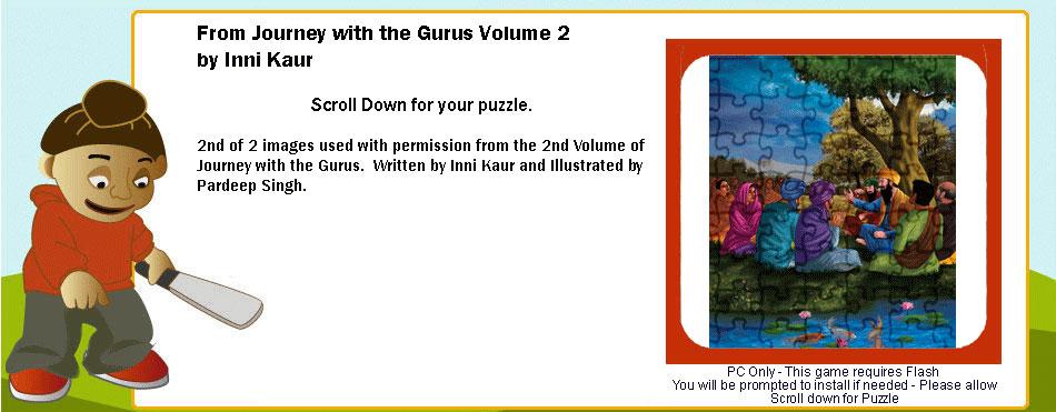 Puzzles--Journey-with-the-Gurus-Volume-2-2