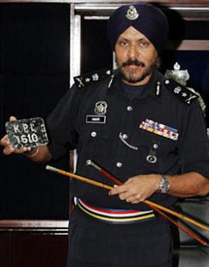 Senior Asst Comm Datuk Amar Singh