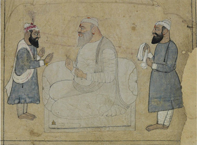 Sikh Art Watch - Guru Nanak Dev