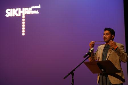 Director Amardeep Singh Kaleka