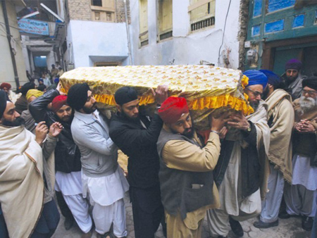 Abducted Sikh Slayed in Pakistan