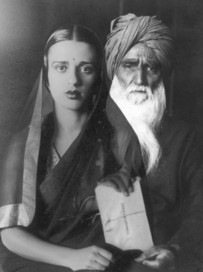 Amrita Sher-Gil - Father and Daughter