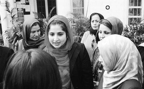 Afghan's only Sikh MP recounts her struggle