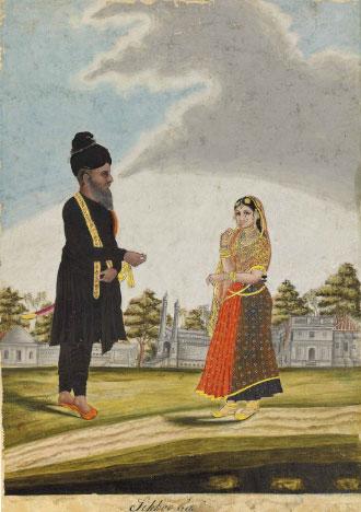 Sikh Art Watch