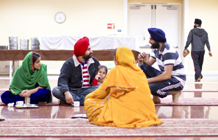 What it takes to be a Sikh