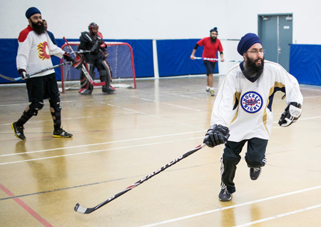 Punjabi Hockey Broadcast