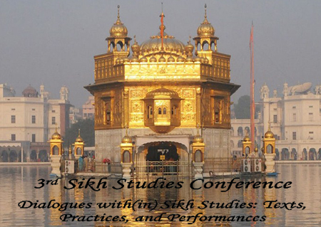 Sikh Studies Conference - The Golden Temple